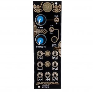 eurorack VCLFO Voltage controlled LFO