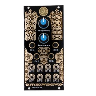 Eurorack VCF omsonic RNF analogue filter