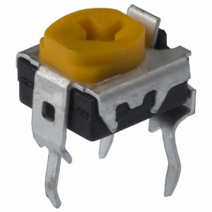 3318F Trimmer Potentiometers